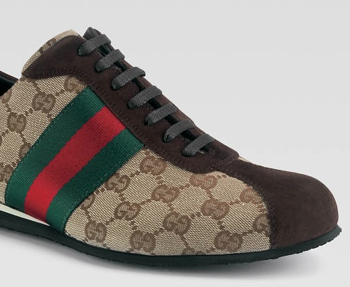 Gucci men's sneaker USD $370