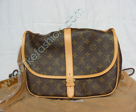 Fake Louis Vuitton Saumur