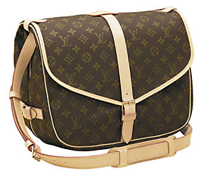 Real Louis Vuitton Saumur