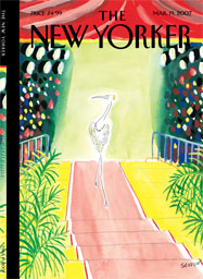 New Yorker cover 19 March 2007