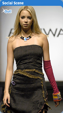 Project Runway - Guadalupe's dress