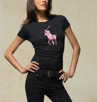 Ralph Lauren's Polo pony