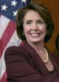 Nancy Pelosi sworn in 4 January 2007