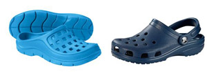 Trellos vs. Crocs