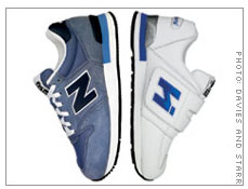 New Balance vs. Henkee
